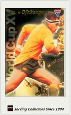 1995 Australia Rugby Union Trading Cards WORLD CUP XV WC7: Willie Ofahengaue