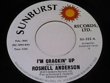 Roshell Anderson: I'm Crackin' Up / Moonlight Trip 45