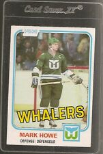 1981-82 O-Pee-Chee Mark Howe #128 (Buy 5 $3.00 Cards Pick 2 Free)