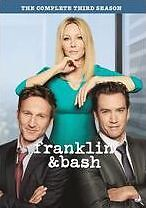 FRANKLIN & BASH: SEASON 03 ( ) Region Free DVD - Sealed
