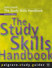 The Study Skills Handbook by Stella Cottrell (Paperback, 2003)