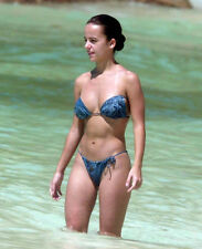 ALIZEE JACOTEY 8X10 PHOTO PICTURE PIC HOT SEXY BIKINI CANDID 154