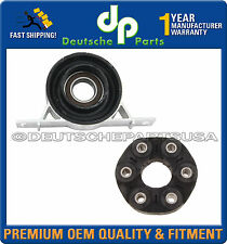 Propshaft DriveShaft Support Bearing Flex Disc Guibo for BMW E46 316ti 318ti