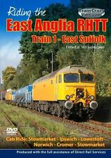 Riding the East Anglia RHTT *DVD (Cab Ride on Class 57/3 on water cannon duties)