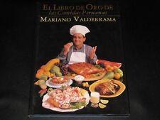 Mariano Valderrama: El libro de oro de las comidas peruanas, espanol