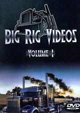 Big Rig Videos, Vol. 1 (DVD, 2014)