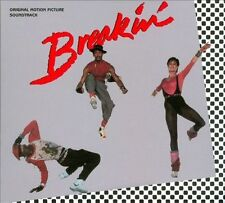 Breakin' [Digipak] by Original Soundtrack (CD, Nov-2011, Get On Down)
