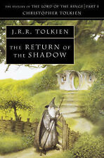 The Return of the Shadow by Christopher Tolkien (Paperback, 1994)