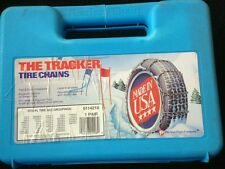 NEW 1142 USA Snow Tire Chains P215/65R17 P215/65-17 P245/70-15