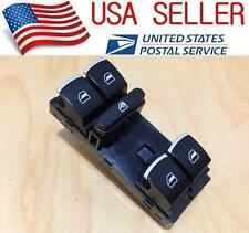 OEM VW Chrome Master Window Switch CC TIGUAN PASSAT B6 CC GOLF JETTA MK5 MK6 A07