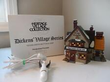Department 56 Dickens Giggelswick Mutton & Ham #5822-0