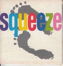 Glenn Tilbrook SQUEEZE footprints 2 RARE LIVE TRX MINI 3 INCH CD single CD3 1988