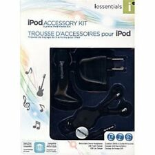iEssentials 3 Piece Travel Accessory Kit for iPod/ mp3 - Brand New Sealed Box