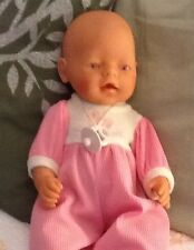 Zapf Creations Baby Born Drink And Wet Doll