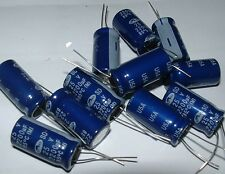 100 x Samwha 2200uf 25v miniature 12.5mm diameter SD-1E-228-M-12025-BB-1-00