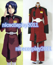 30%OFF Mobile Suit GUNDAM SEED Athrun•Zala ZAFT military uniform Cosplay Costume