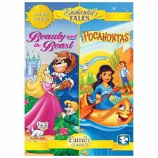 Enchanted Tales: Beauty and the Beast & Pocahontas,New DVD, n/a, n/a