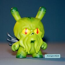 Dunny Series Scott Tolleson The Odd Ones KidRobot Cthulu