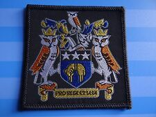 Leeds (the city of) COAT OF ARMS - embroidered patch / badge (England)
