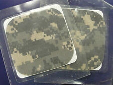 "2 SOT SOURCE ONE TACTICAL US ARMY ACU UNIFORM REPAIR KIT PATCH 4"" X 4"" NO IRON"