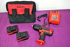 """Snap on Tools 1/2"""" 18V Monster Lithium Cordless Impact Socket Wrench CT8850"""