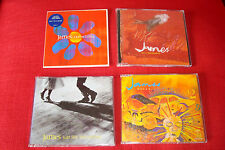 4 James CD singles: Destiny Calling, Seven, Fred Astaire, Jam J / Say Something