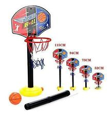 Children Kids Mini Basketball Game Indoor Play Net Hoop Set Adjustable Sport Toy