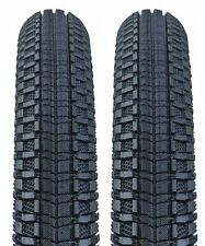 2PAK Kenda Kwick Trax 700 x 38c Road Hybrid Bike Tires Anti Puncture Reflective