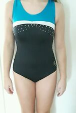 Gymnastics Leotard size 30 (racer back) made by Fantasy Leotards
