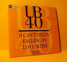 NEW Cardsleeve Single CD UB40 (I Can't Help) Falling In Love With You 2TR 1993