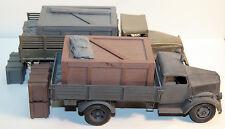1/35 Universal/Generic Truck Load Set #1 (LargeEquipCrates) - Value Gear
