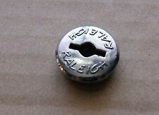 RALEIGH Metal Bicycle Crank Dust Cap *Vintage**