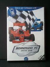 SOGNANDO F1 Driving Game [gioco pc - nuovo]