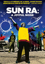SUN RA New Sealed 2016 COMPLETE HISTORY, BIOGRAPHY & MORE DVD