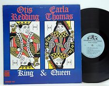 Otis Redding  /  Carla Thomas      King  &  Queen       Stax      USA     NM # J