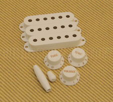 099-2096-000 Fender Pure Vintage Eggshell 50s Stratocaster Guitar Accessory Kit