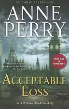 Acceptable Loss: A William Monk Novel Perry, Anne
