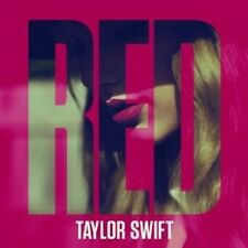 "TAYLOR SWIFT ""RED (DELUXE EDITION)"" 2 CD NEUWARE"