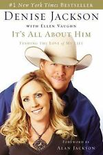 It's All About Him: Finding the Love of My Life, Denise Jackson, Good Book