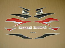 cbr 600rr 2011 full decals stickers graphics kit set autocollants adhesivos rr