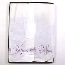 2 Pairs Vtg Belle Sharmeer Flat Knit Nylon Stockings Size 10.5 Short RHT Brev