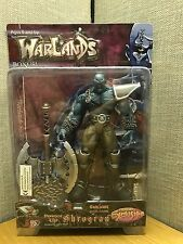 "Warlands Power Up Shrogran Series 1 8"" Action Figure Dreamwave"