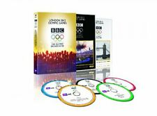 London 2012 - Olympic Games BBC 5 DVD box set Boxing Swimming Athletics Cycling