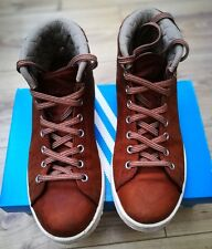Adidas Stan Smith Mid Brown Leather size 6 39