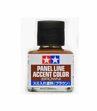 Tamiya 87132 Panel Line Accent Color (Brown) - 40ml