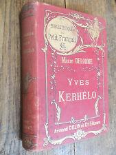 Yves Kerhélo / Marie Delorme / Bibliothèque du Petit Français