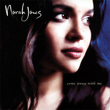 NORAH JONES - Come Away With Me (CD 2002) USA Import EXC