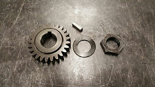 Aprilia sxv 550 crank shaft gear