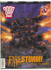 2000 AD Monthly Comic Books Lot Set 1 2 3 4 5 6 FN VF Judge Dredd