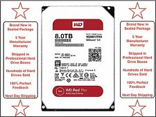 WD RED PRO WD8001FFWX RED 8TB NAS 128MB cache SATA 6.0Gb/s 3.5""